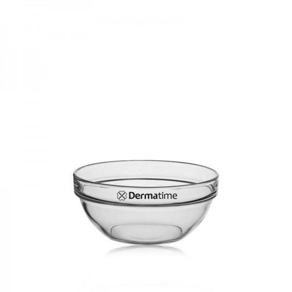 DERMATIME - Мисочка для пилингов стеклянная - 60 мм
