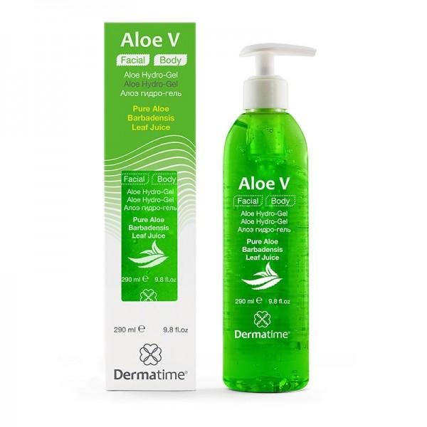 ALOE V - Алоэ гидрo-гель - Aloe Hydro-Gel, 290 мл