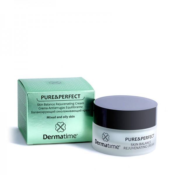 Pure&Perfect - Балансирующий омолаживающий крем, 50 мл