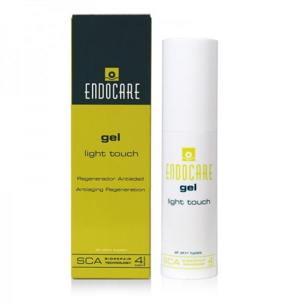 ENDOCARE - Гель омолаживающий регенерирующий «легкое прикосновение» -  Gel, 30 мл