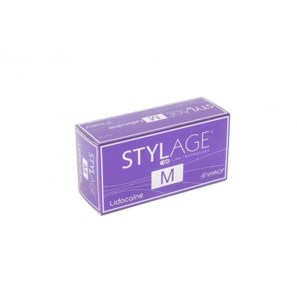 филлер Stylage M Lidocaine