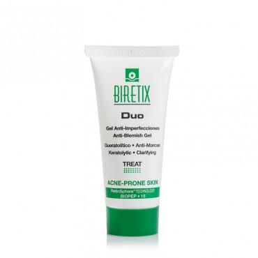 BiRetix - Себорегулирующий гель - Duo - Purifying Exfoliant Gel, 30 мл