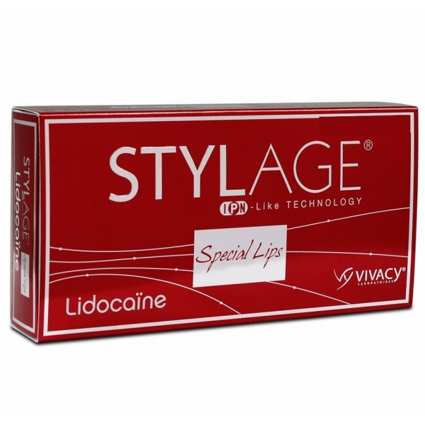 филлер Stylage Special Lips Lidocaine