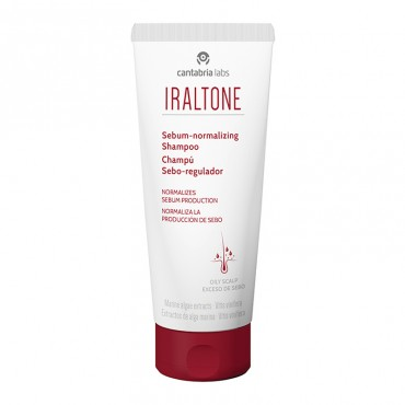 IRALTONE - Себорегулирующий шампунь, 200 мл