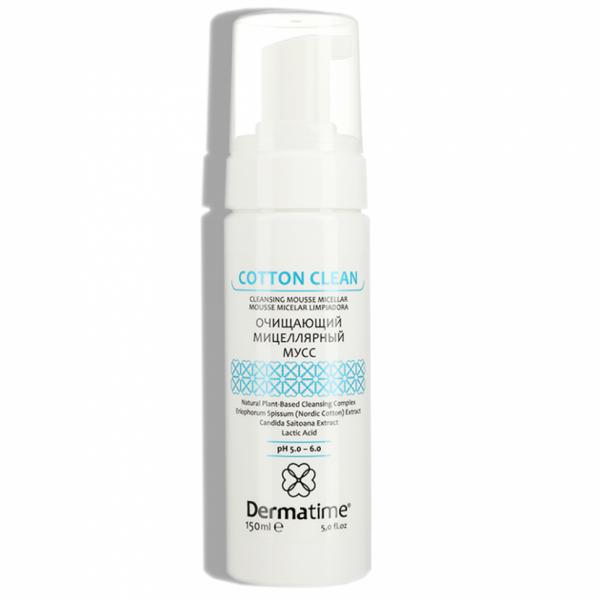 CottonClean - Очищающий мицеллярный мусс, 150 мл