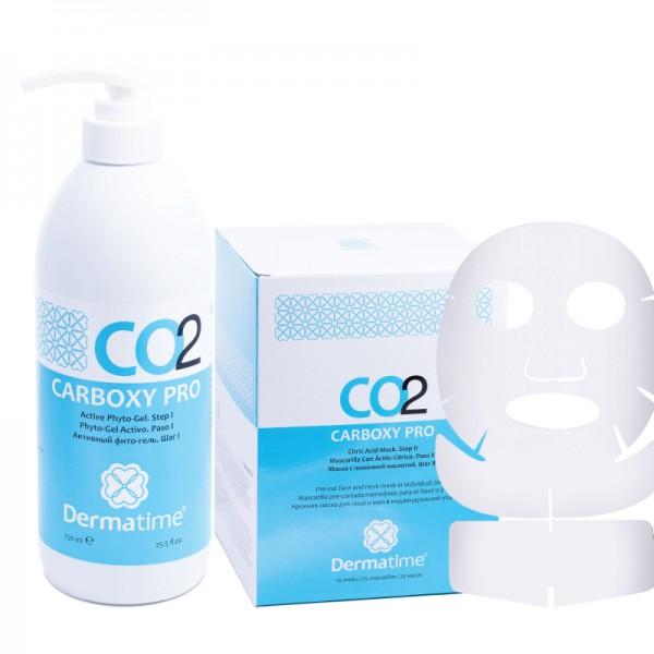 Набор для карбокситерапии (гель+ маска) на 25 процедур