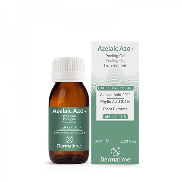 Azelaic A20+ Peeling Gel - Гель-пилинг,60 мл