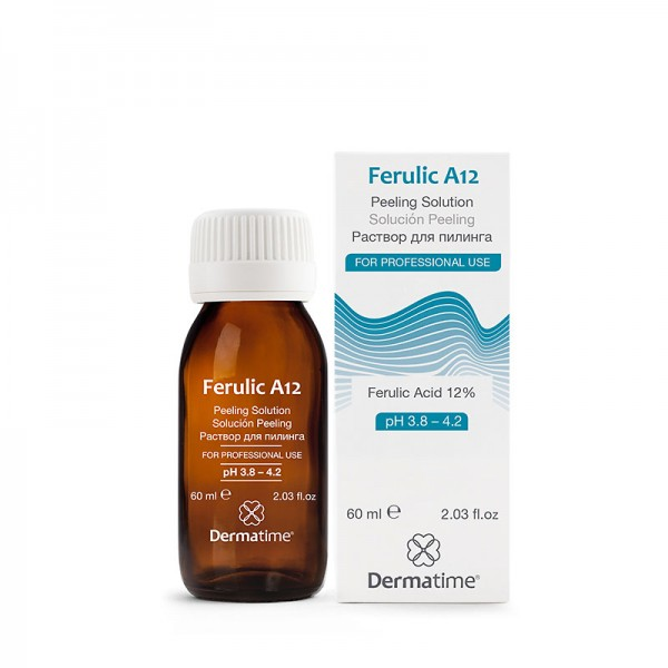 DERMATIME - Раствор-пилинг - Ferulic A12 Peeling Solution, 60 мл