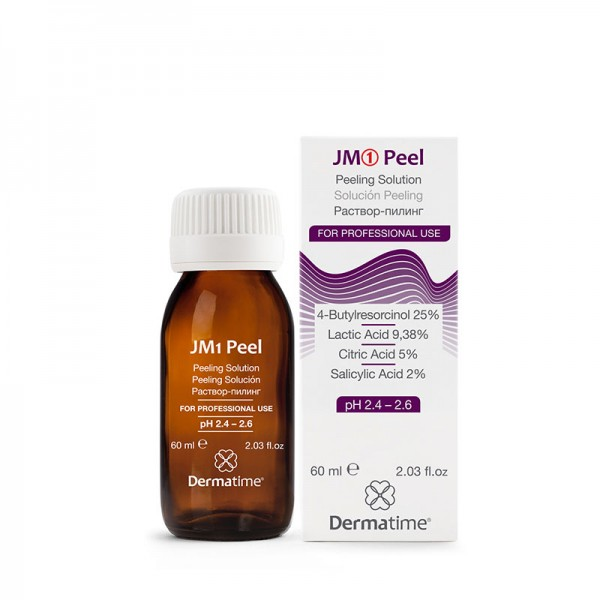DERMATIME - Раствор-пилинг - JM1 Peel - Peeling Solution , 60 мл