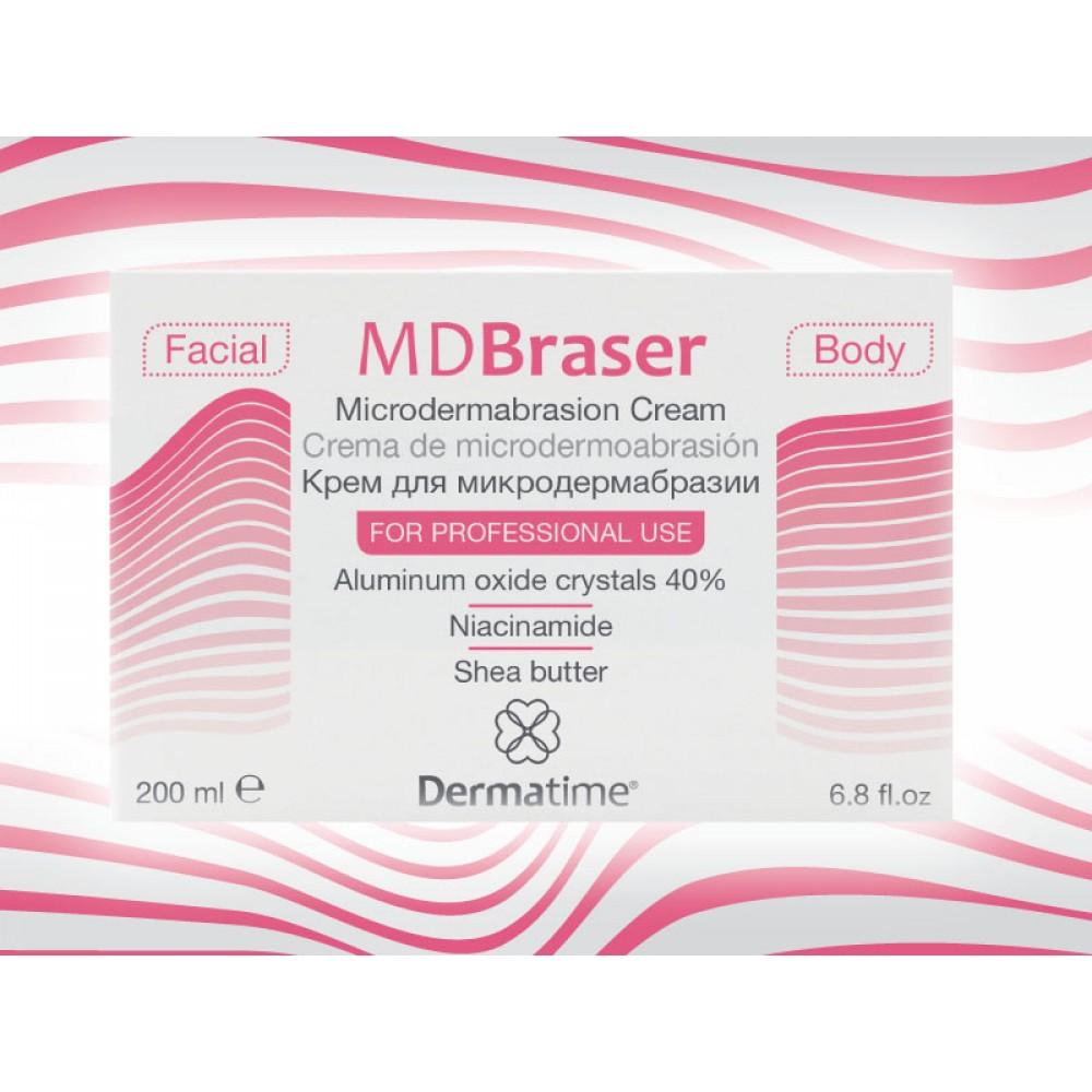 Крем для микродермабразии - MDBraser, 200 мл