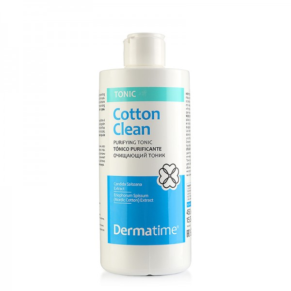 CottonClean - Очищающий тоник - Purifying Tonic, 400 мл