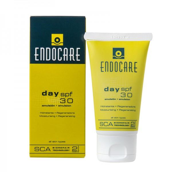ENDOCARE - Регенерирующая увлаж эмульсия с SPF30 Day SPF30 Emulsion,40мл