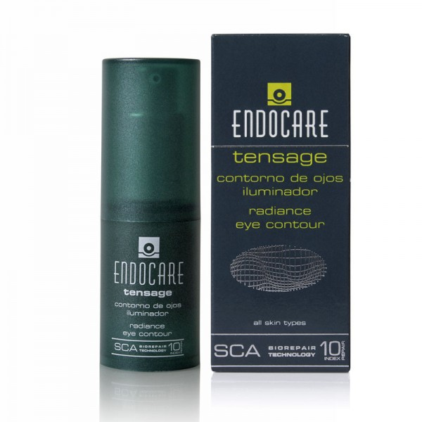 ENDOCARE - Сияющий флюид для контура глаз - Tensage Radiance Eye Contour, 15 мл