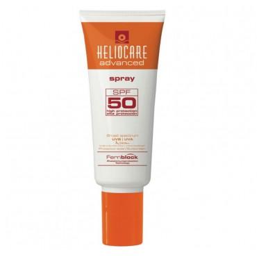 HELIOCARE - Солнцезащитный спрей для тела SPF 50 Advanced spray,200мл