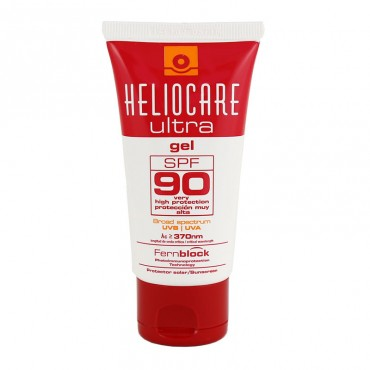 HELIOCARE - Солнцезащитный гель с SPF 90 - Ultra Gel SPF90 Sunscreen, 50 мл