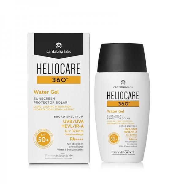 HELIOCARE - Солнцезащитный увлажняющий гель-флюид, 50 мл