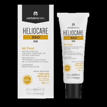 HELIOCARE - Флюид АК с тотальной защитой SPF 100+, 50 мл