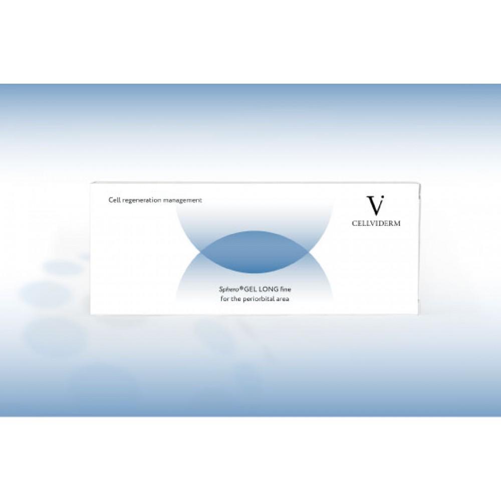 СФЕРО®гель Long Fine Препарат для биорегенерации периорбитальной зоны