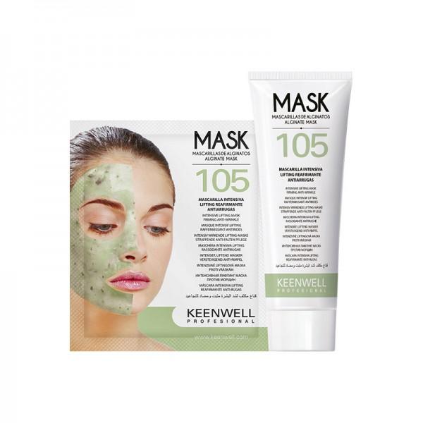 №105 Интенсивная лифтинг маска против марщин, 125 мл + 25 гр. Keenwell