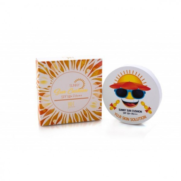 Средство солнцезащитное многофункциональное  Sunny Sun Cushion