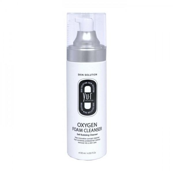 Кислородная пенка д/умывания - Oxygen Foam Cleanse 120 мл (Корея)